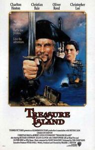 Treasure Island 11x17 TV Poster (1990)