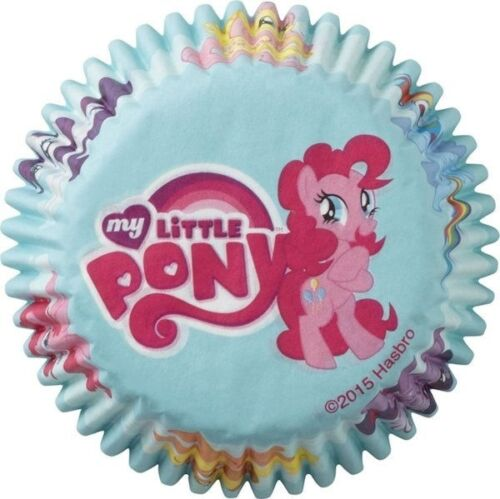 NEW My Little Pony Cupcake Baking Cups 50 ct from Wilton 4700