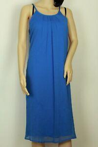 Neues blaues Damen Kleid in der Übergröße 50 von Body ...