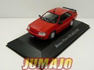 AQV1J-Voiture-1-43-SALVAT-Autos-Inolvidables-80-90-Renault-FUEGO-GTA-Max-1991