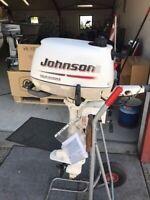 johnson påhængsmotor årgang
