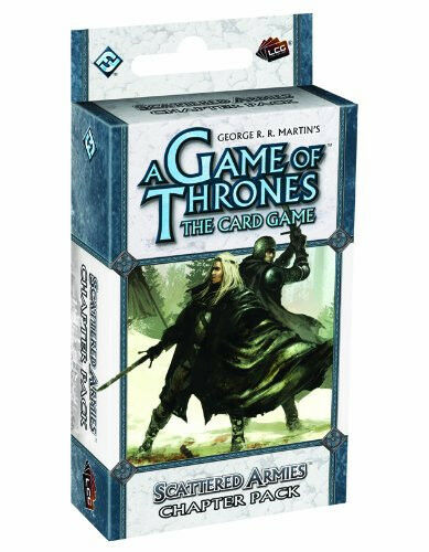 Fantasy Flight Games A Game of Thrones  The Card Game  Scatterot Armies Chapter