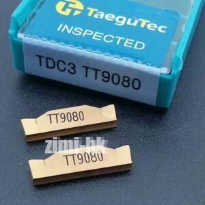 TDC3-TT9080-3mm-wide-CNC-lathe-insert-cutting-tool-carbide-turning-blade-10Pcs