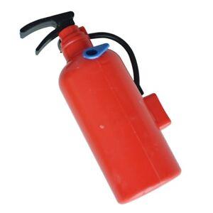 Kinder-Rot-Plastik-Feuerloescher-Geformtes-Wasserpistole-Spielzeug-R4B8-D2