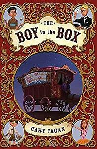 Boy-in-the-Box-Master-Melville-039-s-Medicine-Show-by-Fagan-Cary-ExLibrary