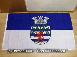 Fahne Flagge Hannover Linden - 90 x 150 cm