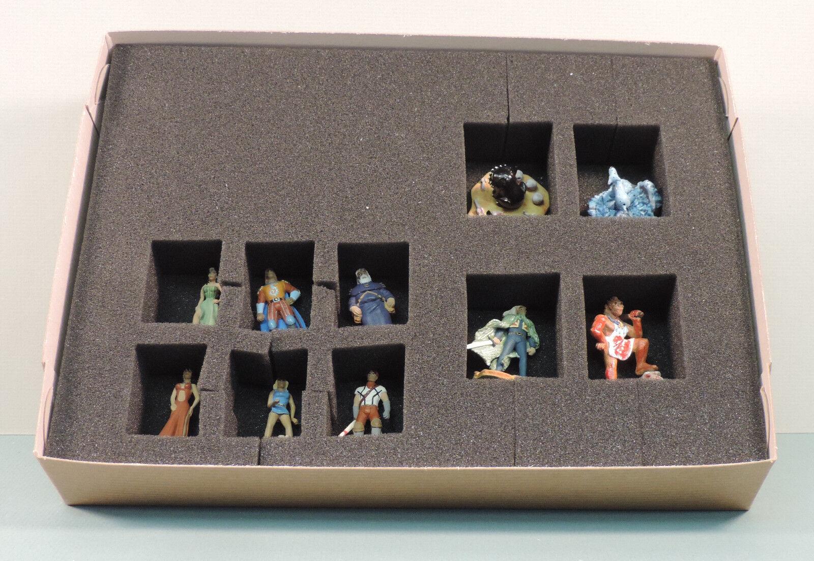 Lanfeust de  troy boxed 10 mini statuettes metal decotoys 20740 limit sign  détaillants en ligne