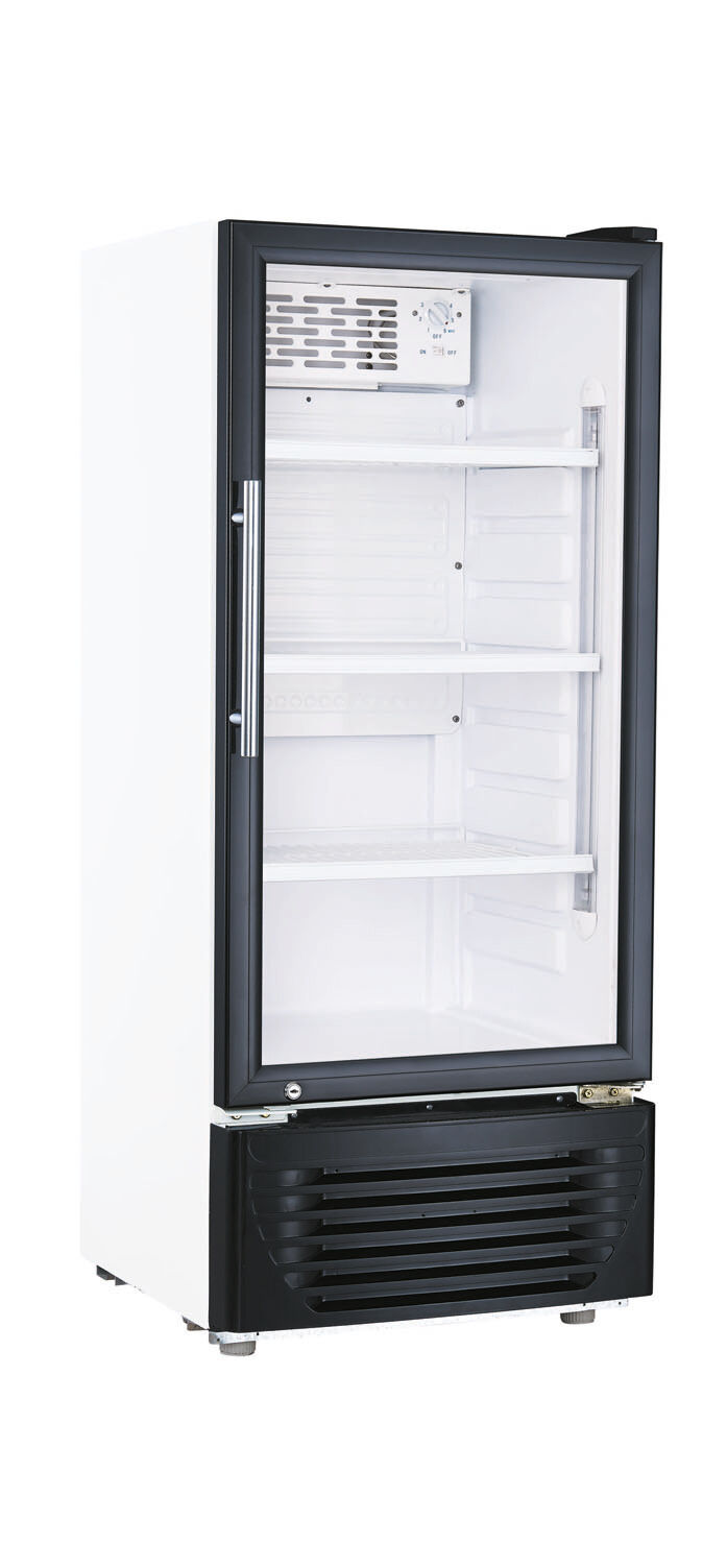 Kühlschrank Nl4-276a mit Glastür 276 L | eBay