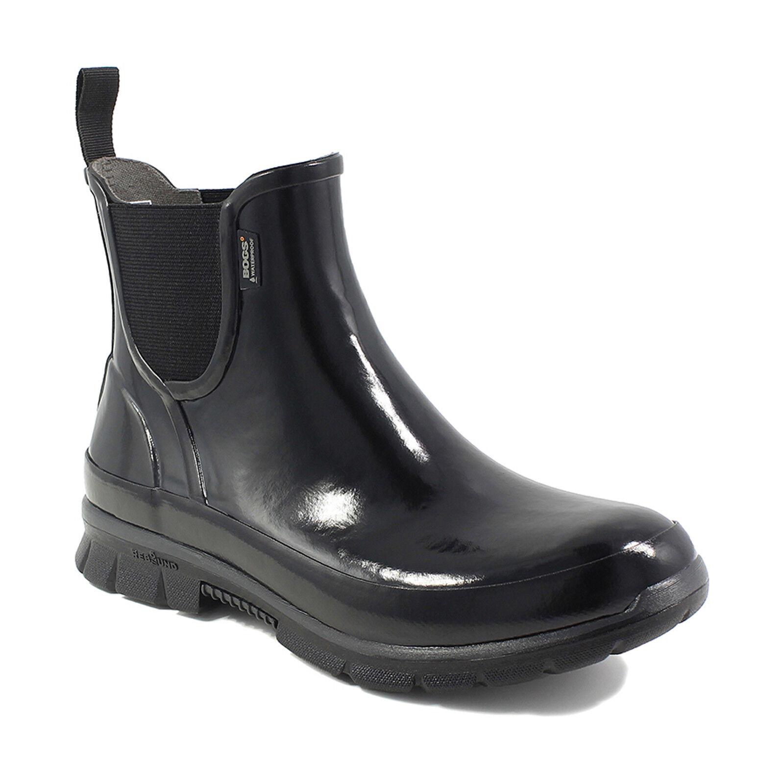Bogs Amanda Waterproof Neoprene Slip On Womens Warm Lightweight Boots UK4-8