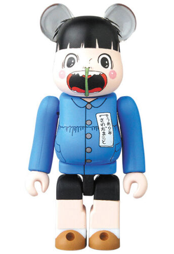 Medicom Bearbrick Be@rbrick 100/% Series 38 Artist Kazuo Umezu Makoto Secret Art