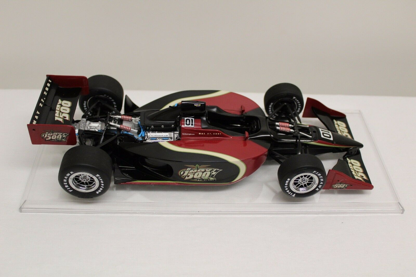 Indy Racing 500 1 18 2001 G-Force Event Car Action Indianapolis Limited Edition