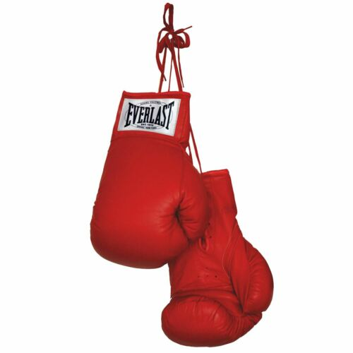 Everlast Unisex Autograph Boxing Gloves Training Sport