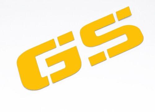 GS Reflective Side Tank Helmet Sticker For BMW R1200 F650 F700 F750 F800GS ADV