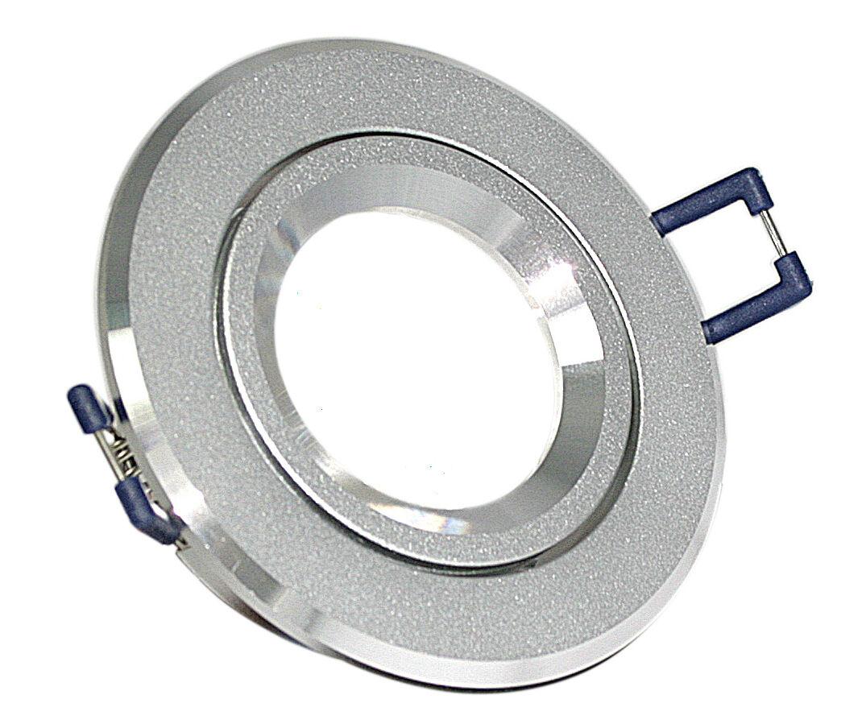 Sets: mantas 230v 5w gu10 LED SMD mantas Sets: instalación luces k5402 plenamente-aluminio inoxidable d46374