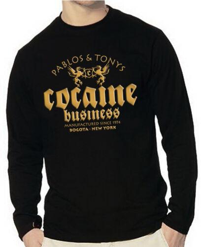 Pablo /& chez Tony dans son ouvrage Cocaine business-Montana-Camouflage Taille S à XXL