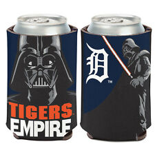 Detroit Tigers Darth Vader Can Cooler 12 oz. Star Wars Koozie