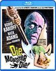 Die Monster Die 0826663146585 Blu-ray Region a
