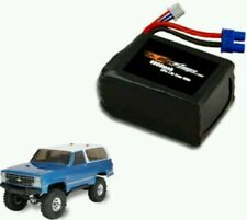 2-cell 2S 100c 4000 7.4v Vaterra Chevrolet K-5 K5 Blazer Ascender battery pack