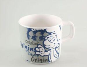 Art de la Table Schtroumpfs (Les) Mug en mélamine, Schtroumpf Original