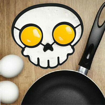 Silicone Kitchen Cooking Fried Oven Poacher Pancake Egg Poach Mold Mould Ware