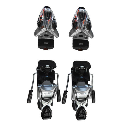 Vist FREE  Series V311 Bindings (DIN 3-11) Chrome NEW    Width 85mm  quality first consumers first