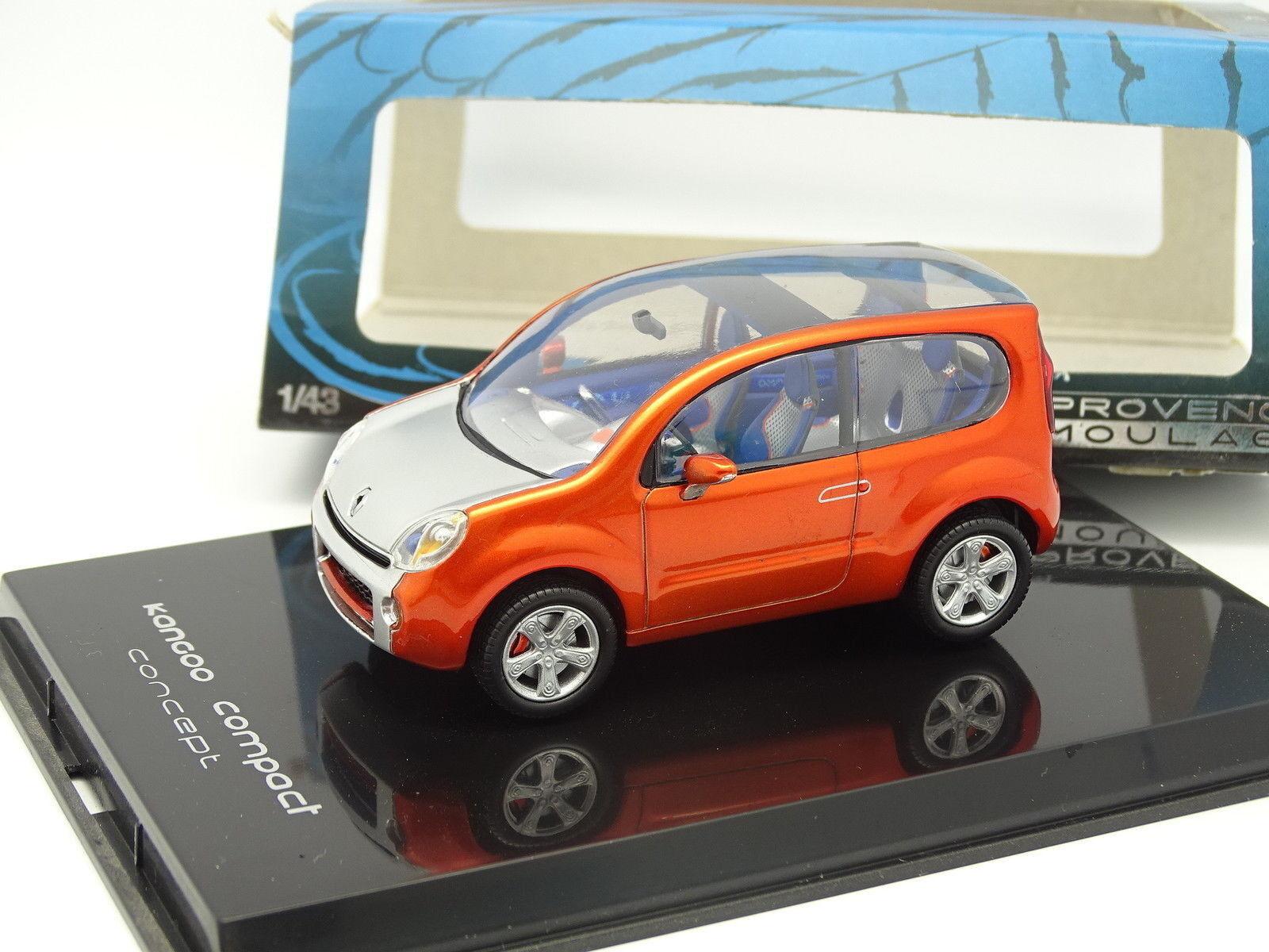 Provence Moulage Norev Résine 1 43 - Renault Kangoo Compact Concept