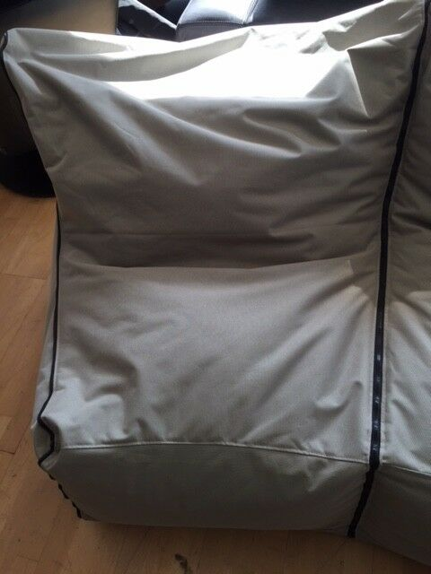 Outbag Sitzsack Piece Outdoor Fabric Latte Farbe Farbe Farbe  Kiesel ee8d52