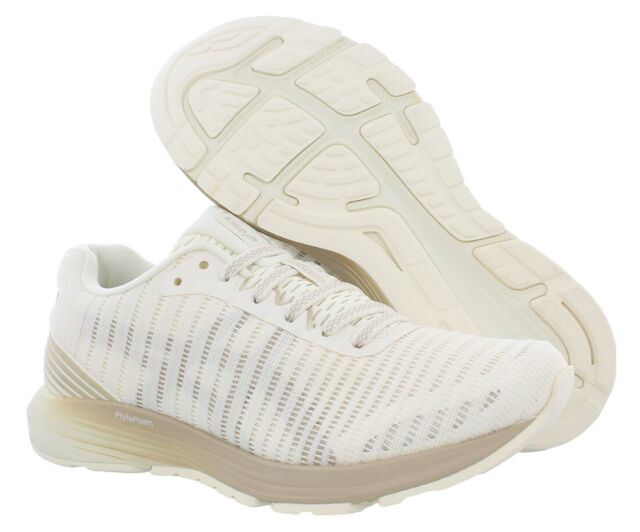 ASICS DYNAFLYTE 3 Sound Cream Feather Grey Women's Running Shoes