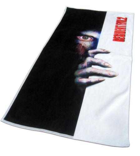 Resident Evil 2   Handtuch   Motiv Nozoki 70x35cm  offizielles Produkt