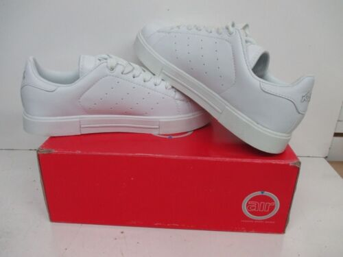 Air Blanc Fashion Chaussures Sport 1 paire Taille: 8 (HYA-376)
