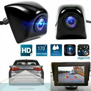 170-HD-IR-vision-nocturn-Cameras-de-recul-Rear-Camera-Moniteur-Impermeable