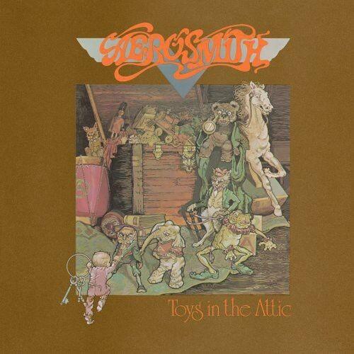 Aerosmith - Toys in the Attic [New Vinyl] Ltd Ed, 180 Gram, Rmst