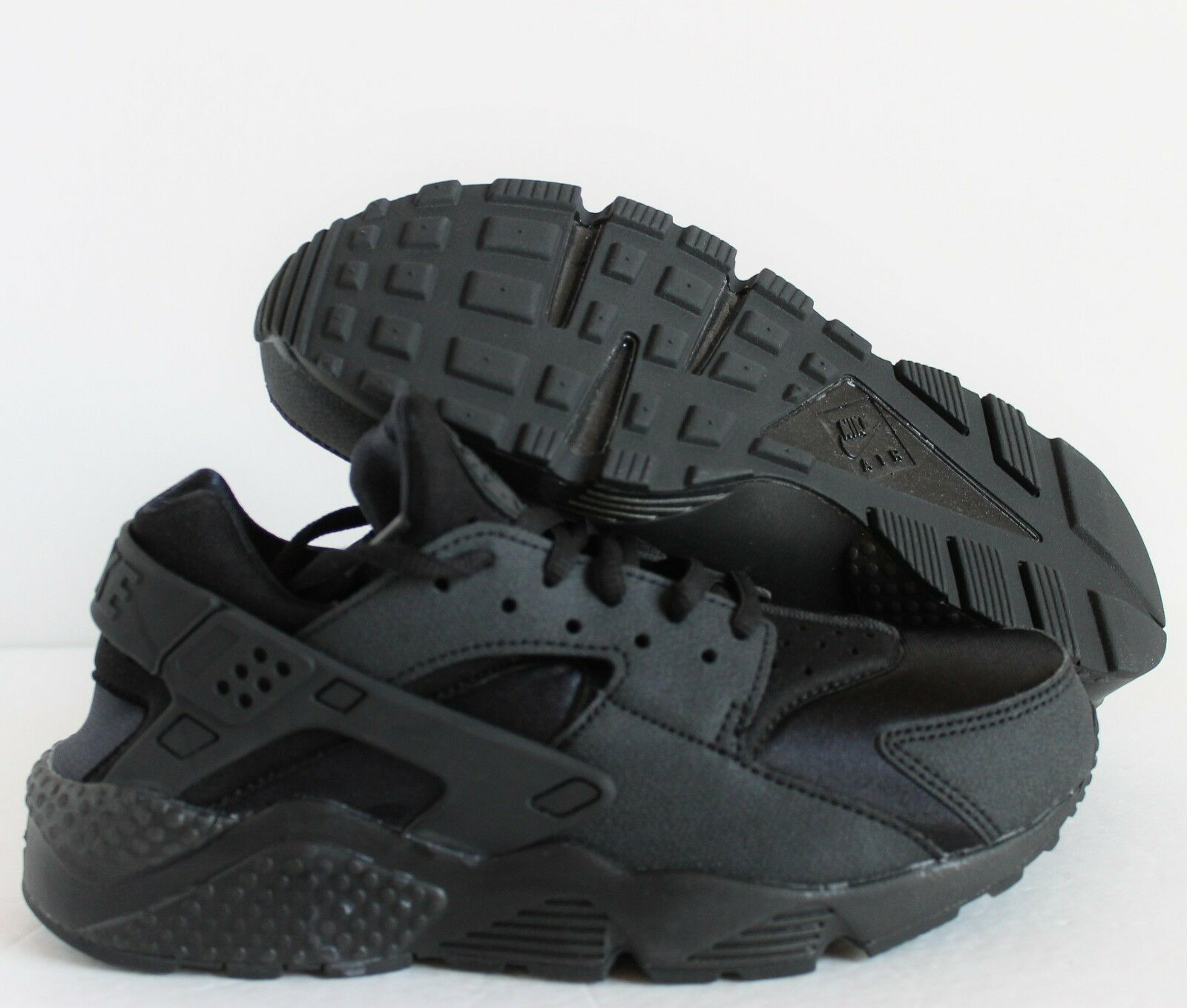 NIKE WOMEN AIR HUARACHE RUN BLACK-BLACK Price reduction The most popular shoes for men and women