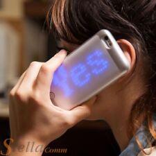LED Matrix Showlove écran Message étui pour téléPhone pour iPhone 6 & 6S