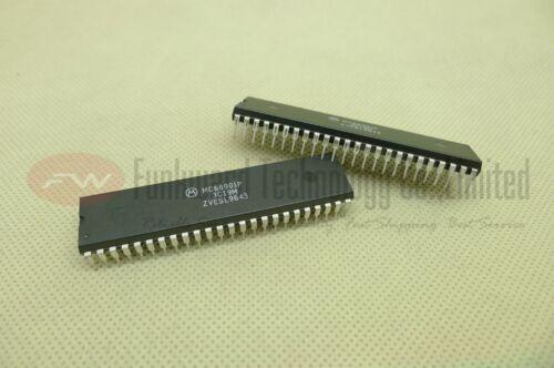 Motorola MC68901P 68901 Multifunction Peripheral DIP48 x 1pc