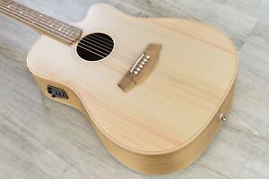 Cole Clark Fat Lady 2 Acoustic-Electric Guitar Bunya Top Tasmanian Blackwood