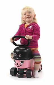 Casdon Hetty Aspirateur Hoover Sit and ride on Baby Toddler Walker Pousse Jouet