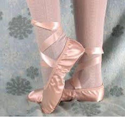 Cinta de raso de zapatos de ballet para Zapatos de baile, 15mm de ancho, dama de honor