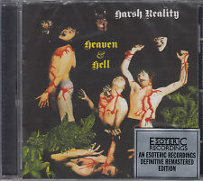 HARSH REALITY heaven & hell (1968) + 4 bonus tracks Rem.  Esoteric CD NEU OVP