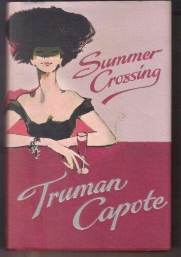 1 of 1 - Summer Crossing by Truman Capote (Hardback, 2005)