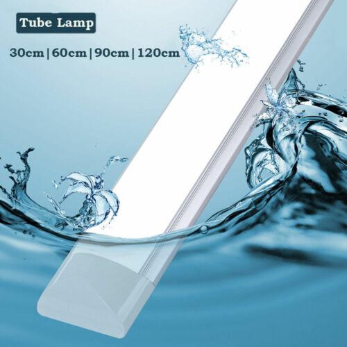 1FT//2FT//3FT//4FT LED Batten Tube Linear Light Ceiling Surface Mount Lamp Slimline