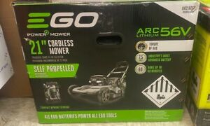 EGO POWER+ 56V Self Propelled 21in. Cordless Electric Lawn Mower (LM2102SP)