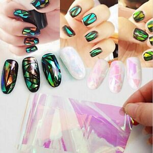 Nail-Art-Sticker-Water-Transfer-Stickers-3D-Decoration-Flower-Decals-Tips