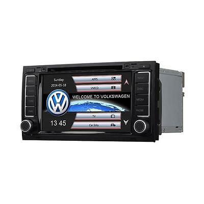 Autoradio GPS/BLUETOOTH/DVD VOLKSWAGEN TOUAREG+ Transporter+ Multivane+Caméra