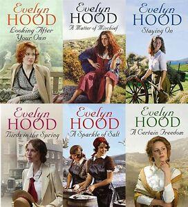 Evelyn-Hood-6-Livre-Ensemble-Tout-Neuf-Livraison-Gratuite-Ru