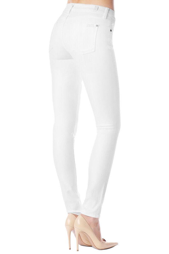 Nuova con Etichetta 7 per Tutti Sz31 Sz31 Sz31 Slim Effetto Caviglia Jeans Attillati c7e858