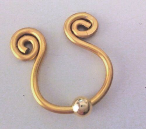 Nipple Ring Intimate Body Jewellery Non Piercing nipple Fake nipple jewelry UK