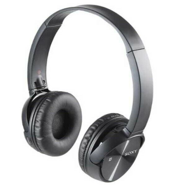 Sony MDR-ZX330BT/BC Bluetooth wireless Stereo Headset, Black