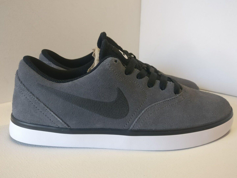 Nike SB Check Dark Grey Black White 705265011