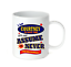 Coffee Cup Mug Travel 11 15 I Am Courtney Let/'s Just Assume Never Wrong